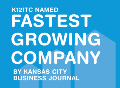 k12itc named Fastest Growing Company in KC